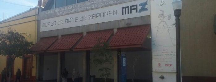 Museo de Arte de Zapopan (MAZ) is one of Lugares por ir (o ya fui).