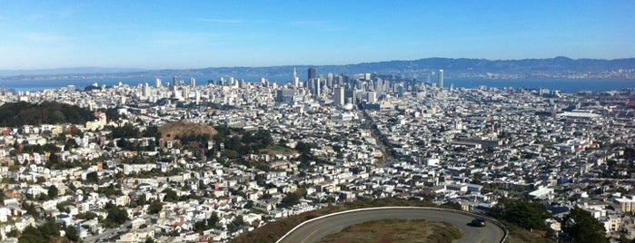 Twin Peaks Summit is one of San Francisco.