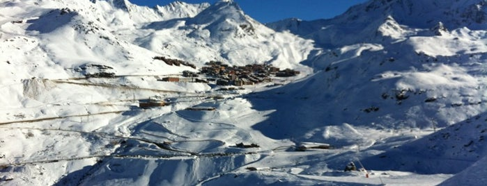 Val Thorens is one of Stations de ski (France - Alpes).