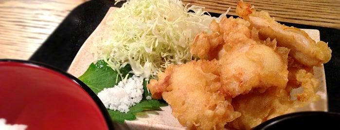 九州 熱中屋 浜松町 LIVE is one of 浜松町・大門でランチ.
