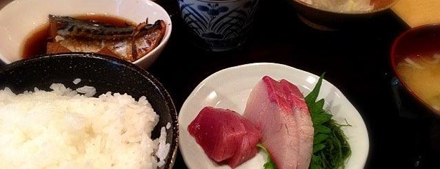 日本料理 和久良 is one of 浜松町・大門でランチ.