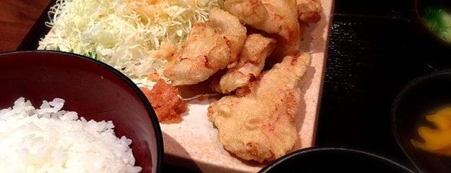 博多 黒太鼓 浜松町 is one of 浜松町・大門でランチ.