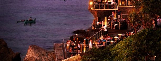 Rock Bar is one of Bali Culinary.