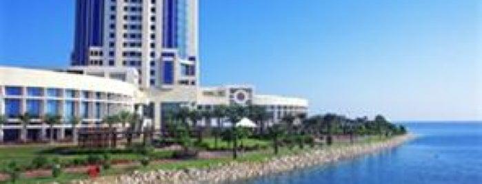 The Ritz-Carlton Doha is one of My Doha..