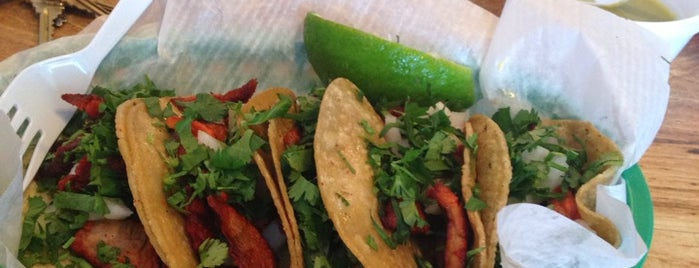 Rosita's Al Pastor is one of 2014 Austin Chronicle First Plates Awards.