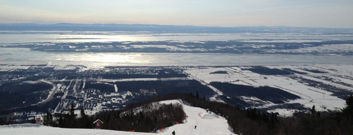 Mont-Sainte-Anne is one of Skiing.