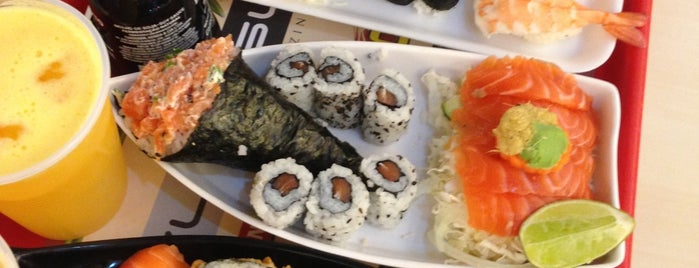 Yuki Sushi is one of Restaurantes.
