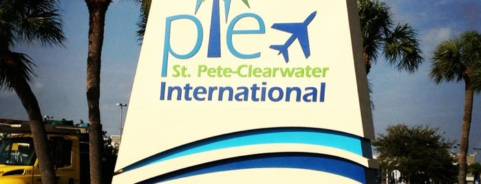 St. Petersburg - Clearwater International Airport (PIE) is one of US & Canada.
