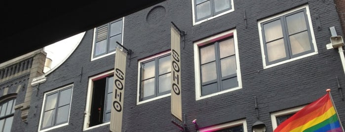Taboo is one of Must-visit Gay Bars in Amsterdam.
