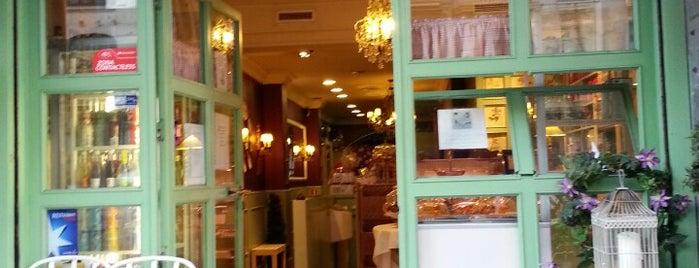 Living In London Tea Room Madrid