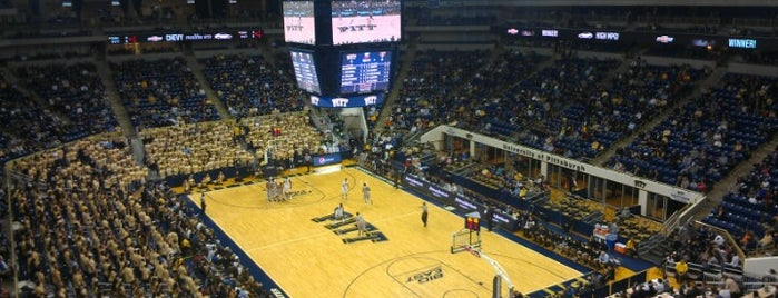 Petersen Events Center is one of College Basketball Venues.