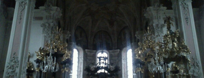 St. Peterkirche is one of Karlsruhe + trips.