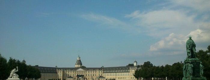 Schlossplatz is one of Karlsruhe + trips.