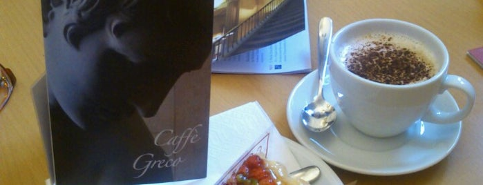 Caffe Greco is one of Karlsruhe + trips.