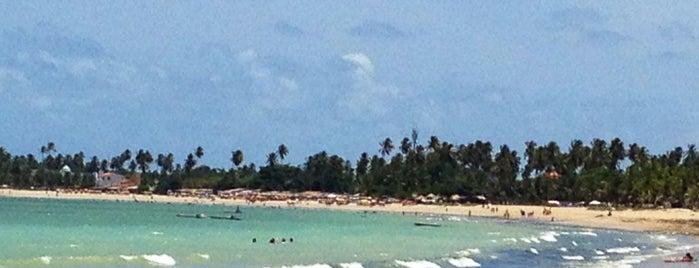 Praia de Maria Farinha is one of Recife.