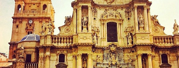 Catedral de Murcia is one of Murcia, que hermosa eres!.