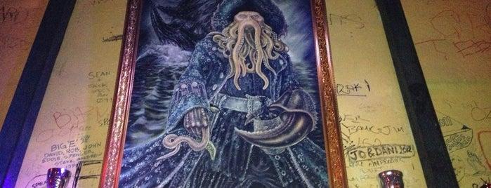 Davy Jones's Locker is one of Sevilesi Mekanlar.