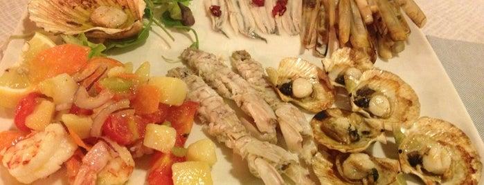 Ai Bragozzi is one of Food.