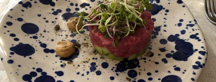 Osteria Le Mura is one of L'appetito vien mangiando.