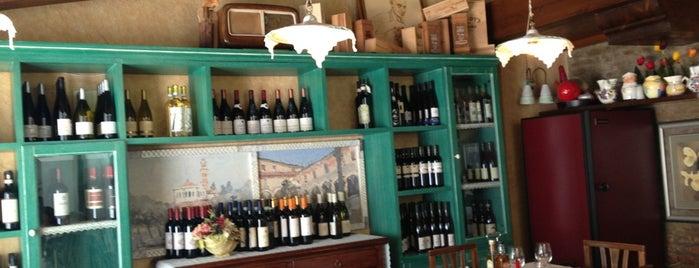Antica Trattoria Dante is one of Veneto best places.