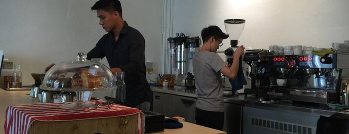 20F Specialty Coffeehouse is one of Cafes To Visit!.