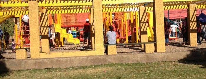 Juegos Parque Brasil is one of antofa.