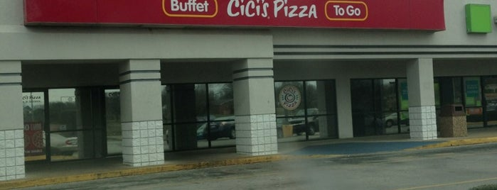 Cicis is one of Food in The Shoals Area.