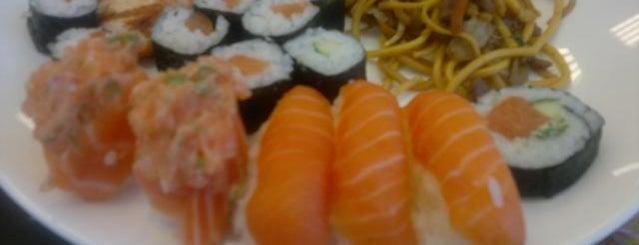 Hokkai Sushi is one of Comiiida.