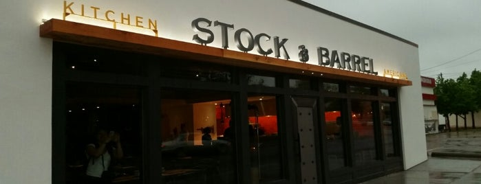 Stock & Barrel is one of Dallas.