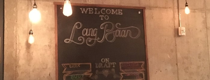 Lang Baan is one of Portland (To Try).