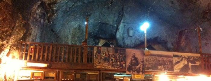 Büyük Mağara Nargile Cafe is one of Tavsiyelerim.