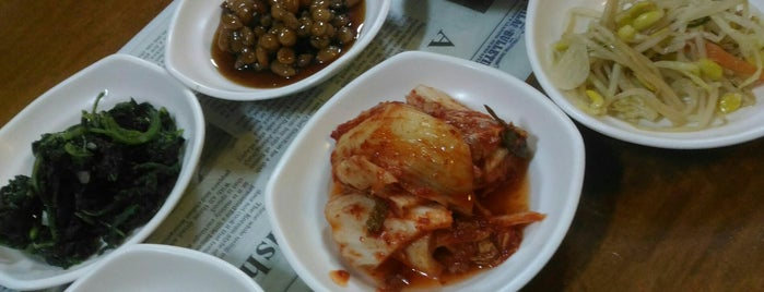 Top Dish 그때 그집 is one of Need to eat.