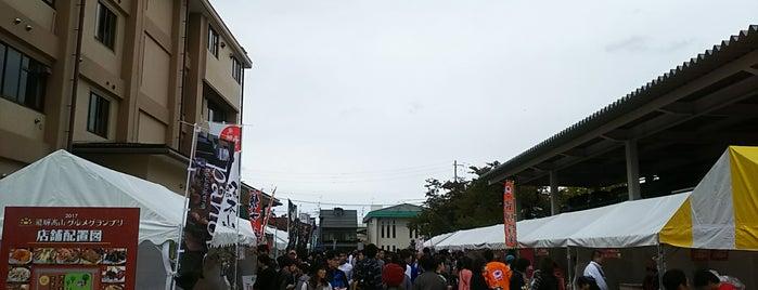 ポッポ公園 is one of 高山.