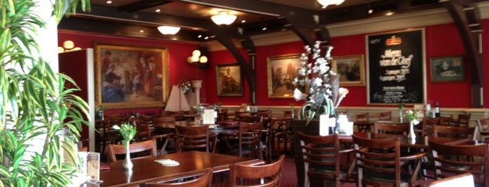 Brasserie Cathrien is one of All-time favorites in Netherlands.