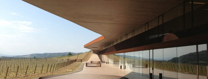 Cantina Antinori nel Chianti Classico is one of Best of Tuscany, Italy.