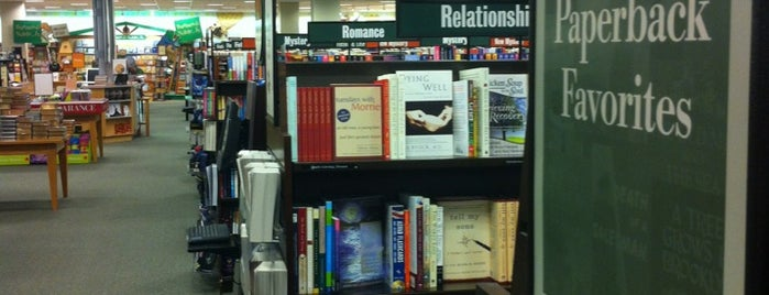 Barnes & Noble is one of All-time favorites in United States.