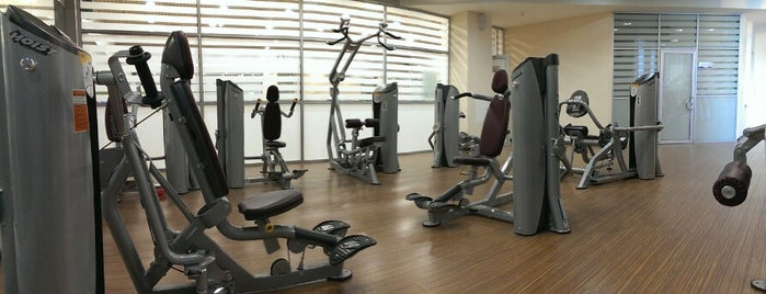 Fitness First is one of Fitness centers in Astana.