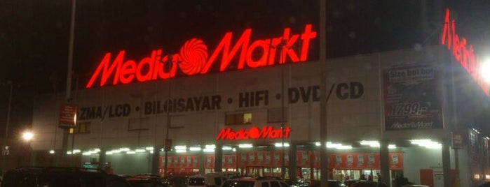Media Markt is one of GoldMaster Satış Noktaları.