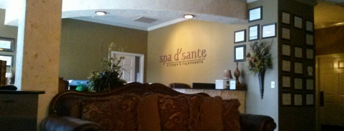 Spa d'Sante Broadway is one of The 15 Best Places for a Massage in San Antonio.