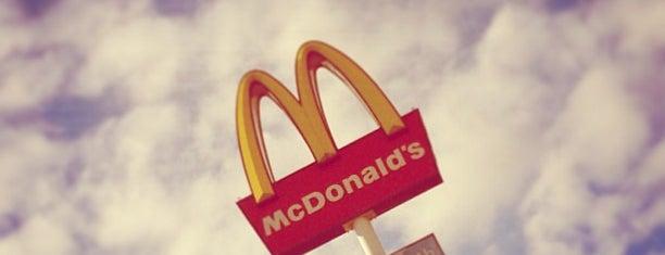 McDonald's is one of Kharkov.