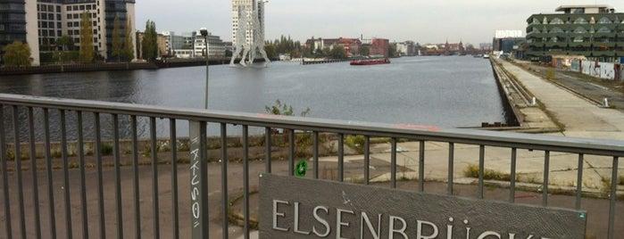Elsenbrücke is one of Berlin.