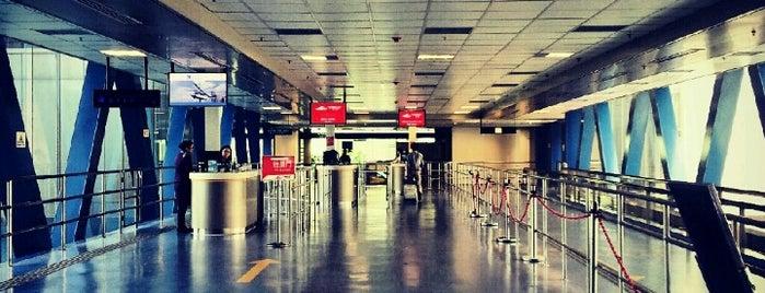 Hong Kong–Macau Ferry Terminal is one of Hong Kong.