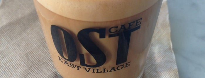 OST Cafe is one of Food Near the Venues.