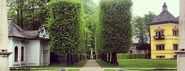 Schlosspark Hellbrunn is one of Road trip 2016.