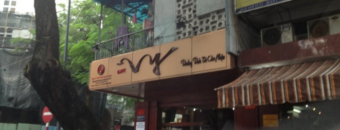 Cafe Vy is one of hcmc.