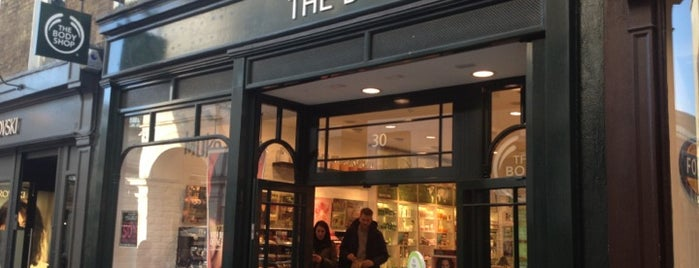 The Body Shop is one of To (Beauty-) Shop.
