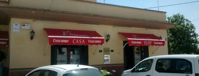 Casa Eloy is one of diferentes ciudades.