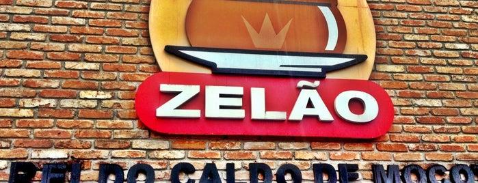Cantina do Zelão is one of Favorite Alimentação.