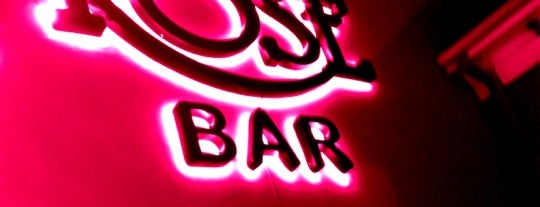 ROSE BAR LOUNGE is one of Places to try: fun.