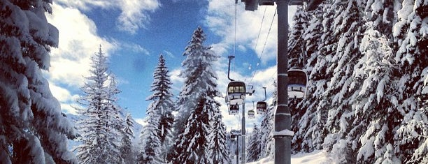 Les Contamines-Montjoie is one of Stations de ski (France - Alpes).